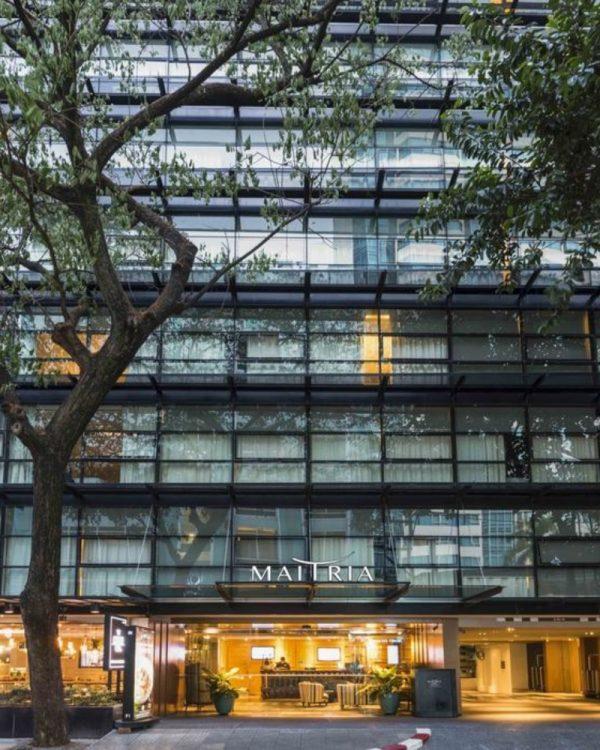 Maitria Hotel Sukhumvit 18-outside