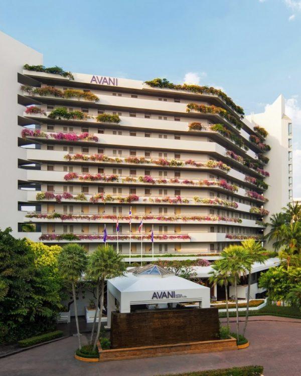 Avani-Pattaya-Building